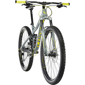Conway WME 629 Alu MTB Fullsuspension grå
